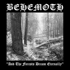 "BEHEMOTH ""AND THE FORESTS DREAM ETERNALLY"" VINYL LP REISSUE NEW"