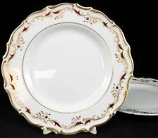Royal Doulton STRASBOURG 2 Bread & Butter Plates Bone China H4958 A+ CONDITION