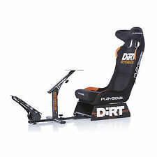 Playseat Evolution Dirt Edition With Logitech G29 Racing Wheel Bundle