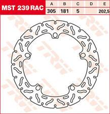 TRW / Lucas DISQUE DE FREIN AVANT RAC design avec ABE pour BMW K 1200 RS 97-00