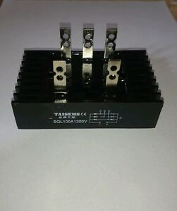 3 phase Bridge rectifier Diode 100A 1600V for wind turbines (solar)