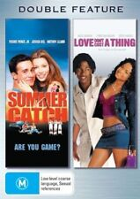 Summer Catch  / Love Don't Cost A Thing (DVD, 2008, 2-Disc Set) 'NEW & SEALED'