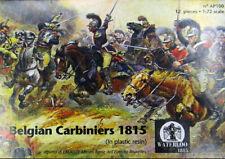 Waterloo 1815 1/72 Belgian Carabiniers 1815 - metal figures # AP100