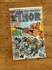 Marvel The Mighty Thor #362