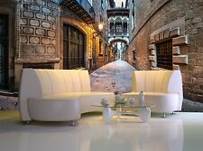 Barri Gothic Quarter  Wall Mural Photo Wallpaper GIANT WALL DECOR Paper Poster
