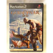 God Of War Sony Playstation 2 PS2 US