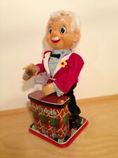 Vintage Battery 1960's Blushing Willy Bartender with Box !