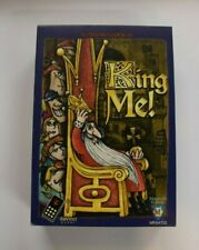 King Me! Board Game Used Compete. daVinci Games  Mayfair Games