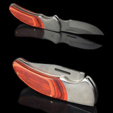 Jagdmesser Klappmesser Reisemesser SANJIA USA - Survival Knife knives Case NS27