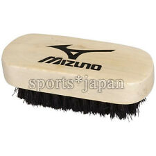 Mizuno JAPAN Football Soccer Futsal Shoes Cleaning Brush Maintenance 12ZA850