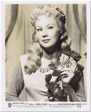 VIRGINIA MAYO - Original 8x10 Glossy Still PORTRAIT Photo - From 1954 - GORGEOUS