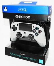 Nacon PS4 Controller / Gamepad Compact - Color Edition - Grau - Neu & OVP