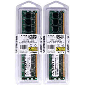 4GB KIT 2 x 2GB HP Compaq ProLiant DL120 G6 G7 DL160 G6 PC3-8500 Ram Memory