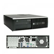 Hp Computer 6300 Elite Sff Pc i5 Quad Core 3.1Ghz 4Gb Ram No Hdd
