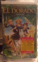 The Road to El Dorado - VHS Tape New