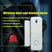 Wireless Home Window/Door Security Burglar Alarm Chime Doorbell Magnetic Sensor