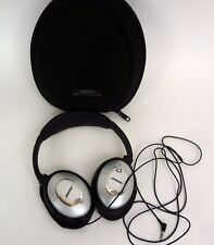 Bose QuietComfort QC 15 QC15 Headphones Head Phones Noise Cancelling Used