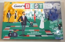 GUEST TO BEST - Customer Service Boardgame by Windsor Circle - 2016 - Complete