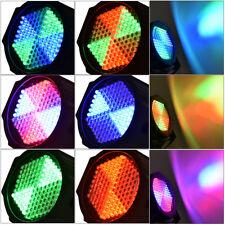 127 RGB LED Lichteffekt Bühnenbeleuchtung Stagelampe Laser Projektor Bar KTV DJ