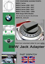 BMW 1, 3, 4, 5 SERIES JACKING TOOL JACK ADAPTER Rubber PAD small classic