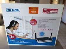 Billion BIPAC 7800VDPX  Dual-Band Wireless-N  VoIP ADSL2  Modem