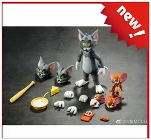 New DaSheng Model Tom and Jerry 1:12 Action Figure Toy instock(3)