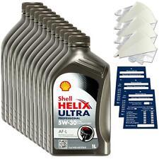 Shell Helix Ultra professionale Af-l 5w-30 Ford Wss-m2c934-b ACEA C1 1x5 Litro