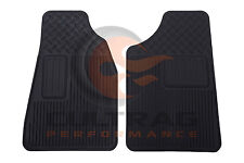 2004-2012 Colorado Canyon Genuine GM Front All Weather Floor Mats Black 20830404