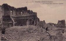 # PESCINA: CHIESA DI S. GIUSEPPE - CANONICA DI DON FRANCESCO CIPRIANI