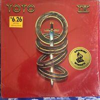 Toto – Toto IV : 1982 Vinyl LP w/ Shrink Hype Sticker FC 37728 EX+ Condition