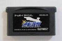 Ace Attorney Gyakuten Saiban Nintendo Gameboy Advance GBA Japan Import MA458