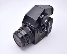 Zenza Bronica SQ-B 6x6 Medium Format Film Camera with f/2.8 80mm Lens (#5702)