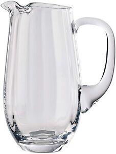 Clear Water Jug Glass Party Serving Pitcher - Villeroy & Boch Artesano
