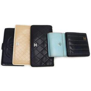 Chanel Long Wallet Wallet 5Pieces set 100534