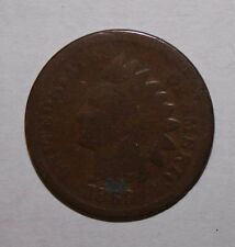 1869 Indian Head Cent MC39
