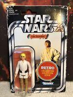 Kenner Star Wars Action Figure Retro Collection MOC Luke Skywalker