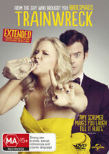 Trainwreck DVD REGISTERED Post Region 4 (AU,NZ) FACTORY SEALED/ NEW AMY SCHUMER