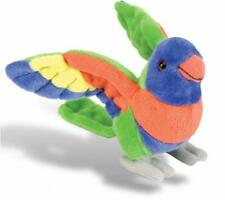 Lorikeet Parrot Plush Stuffed Soft Toy 20cm by Wild Republic