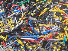 Lot vrac bulk de 500 grammes de briques & beam LEGO TECHNIC Bricks beams 1/2 Kg