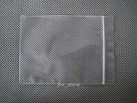 "500 Plastic Poly Clear Storage Reclosable Zipper Bags 4.7/"" x 6.7/""/_120 x 170mm"