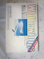 1986 Whitewings Official Edition Paper Model Airplane By Dr. Y. Ninomiya