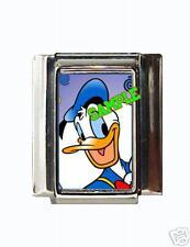 Disney Donald Duck #1 Custom Italian Charm Best!