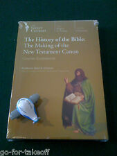 History of the Bible: New Testament CD - NEW Teaching Company / Great Courses