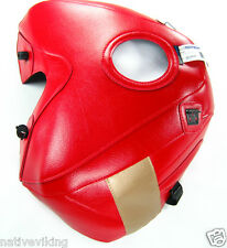 DUCATI TANK PROTECTOR COVER 1098 2007 >13 RED GOLD Tank Bag Holder Tankbra 1544B