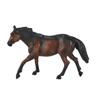 Mojo QUARTER HORSE toys model figure kids girls plastic animal farm figurine