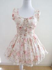 Liz Lisa Dress Lolita Hime Gyaru shibuya109 Very Cute (a240)