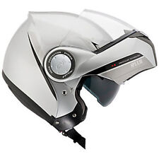 CASQUE HELMET MODULER MOTO SCOOTER GIVI X08 BIANCO DOUBLE APPROBATION P/J