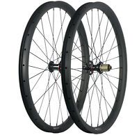 29ER MTB Carbon Wheelset 35mm Width AM Tubeless Carbon Wheels Sram/Sram XD Hub