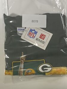 Vintage Brett Favre Thanks For The Memories Green Bay Packers NFL R1B1 8078