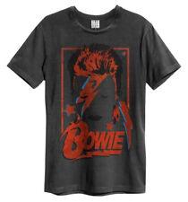 David Bowie 'Aladdin Sane' T-Shirt - Amp   - NEW & OFFICIAL!